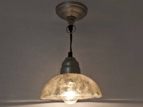 Linenandlavender: Lighting – New, Antique, One Of A Kind Regarding Mercury Glass Lighting Fixtures (#7 of 15)