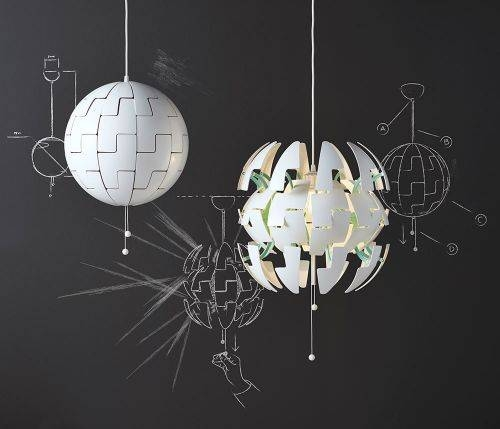Love Letter To The Ikea Ps 2014 Light – Surely A Classic – Retro Intended For Ikea Pendant Lights Fixtures (View 10 of 15)