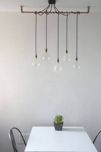 Lovely Light Diy Pendant Light Suspension Cord Diy Pendant Light Pertaining To Diy Suspension Cord Pendant Lights (View 8 of 15)