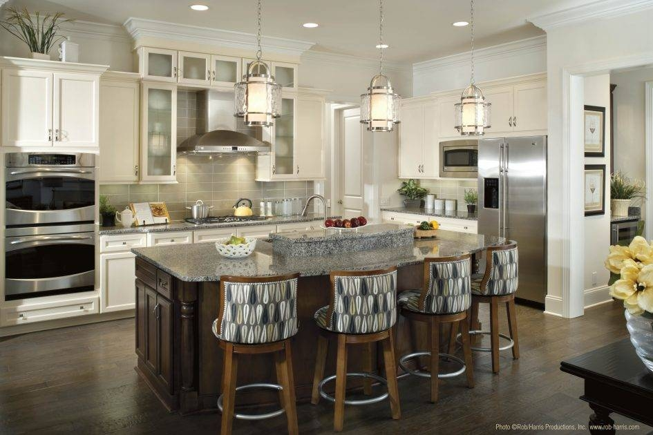 Lovely Pendant Lighting Kitchen Island Hanging Mini Pendant Lights Regarding Mini Pendant Lighting For Kitchen Island (#8 of 15)