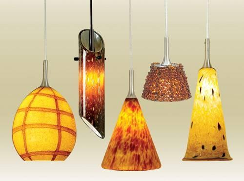 Low Voltage Pendant Lighting – Sl Interior Design Pertaining To Brown Glass Pendant Lights (#10 of 15)