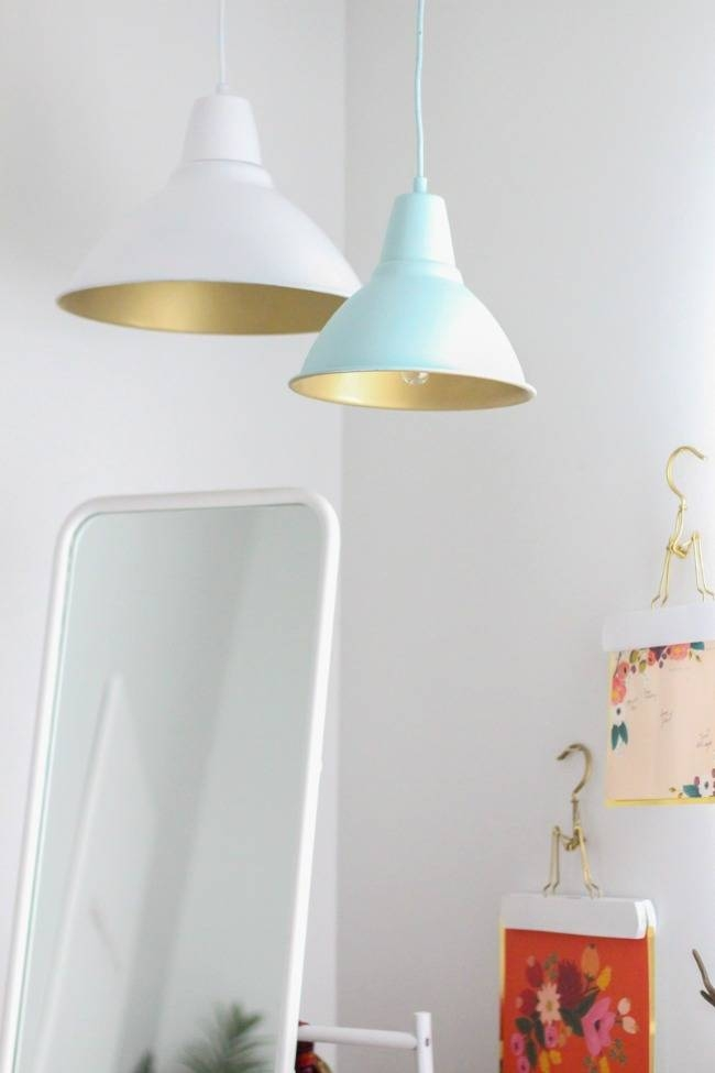 Lulus Fresh Spaces: Diy Pendant Lamps – Lulus Fashion Blog For Diy Pendant Lights (View 3 of 15)