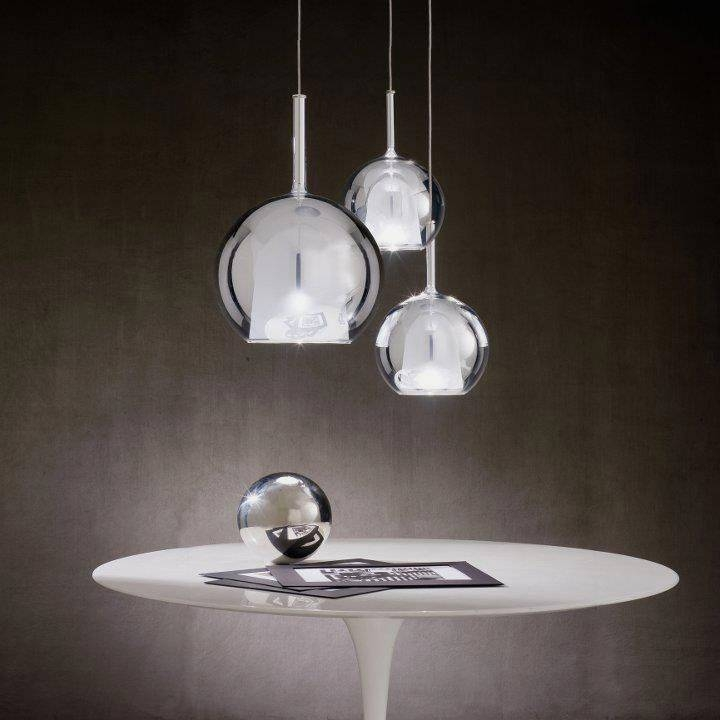 Luxury Pendant Light With Bubble Like Glass Around It – Glo For Luxury Pendant Lights (#9 of 15)