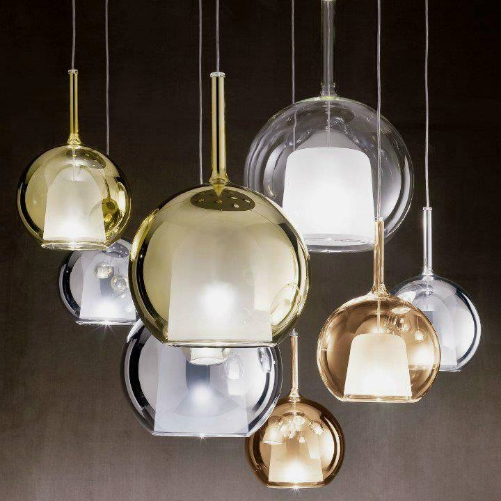 Luxury Pendant Light With Bubble Like Glass Around It – Glo With Regard To Luxury Pendant Lighting (View 5 of 15)