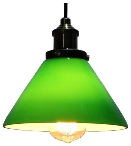 Magnificent Green Pendant Lights Sea Green Glass Pendant Light In Green Glass Pendant Lighting (#12 of 15)