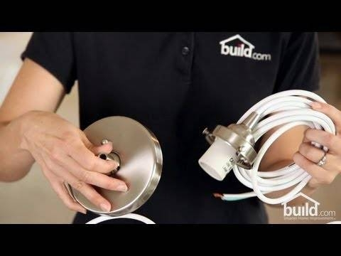 Making Your Own Homemade Pendant Lights – Youtube Pertaining To Build Your Own Pendant Lights (#15 of 15)