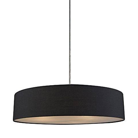 Mara Drum Pendant Lightlexi Lighting | Zanui With Regard To Black Drum Pendant Lights (#10 of 15)