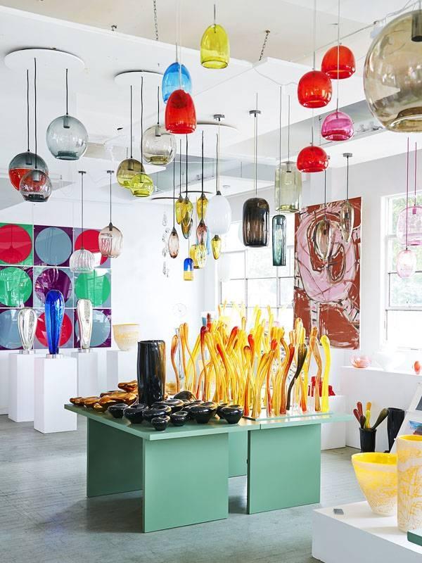 Mark Douglass – The Design Files | Australia's Most Popular Design Throughout Hand Blown Glass Pendant Lights Australia (View 12 of 15)