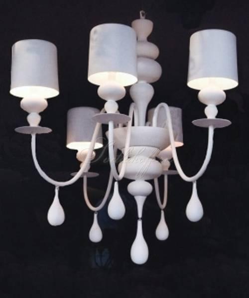 Masiero Eva S5 White Inside Eva Pendant Lights (#13 of 15)