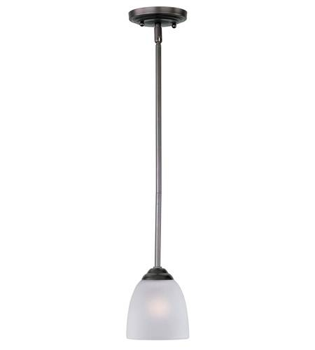Maxim 92061Ftoi Stefan 1 Light 5 Inch Oil Rubbed Bronze Mini Throughout Oil Rubbed Bronze Mini Pendant Lights (#14 of 15)