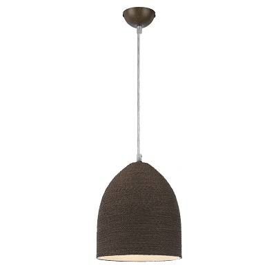 Mda Lighting D0687 P1S/w – Driftwood Paper Twine Pendant From Intended For Pendant Lights Perth (#13 of 15)