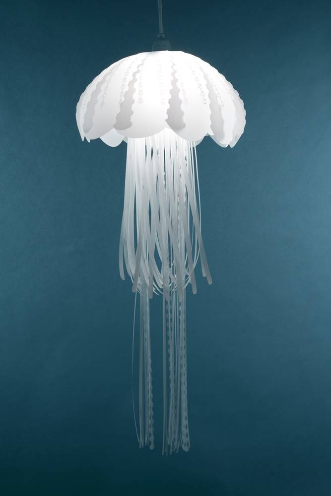 Medusae Jellyfish Pendant Lamp Collection | Holycool For Jellyfish Pendant Lights (#12 of 15)