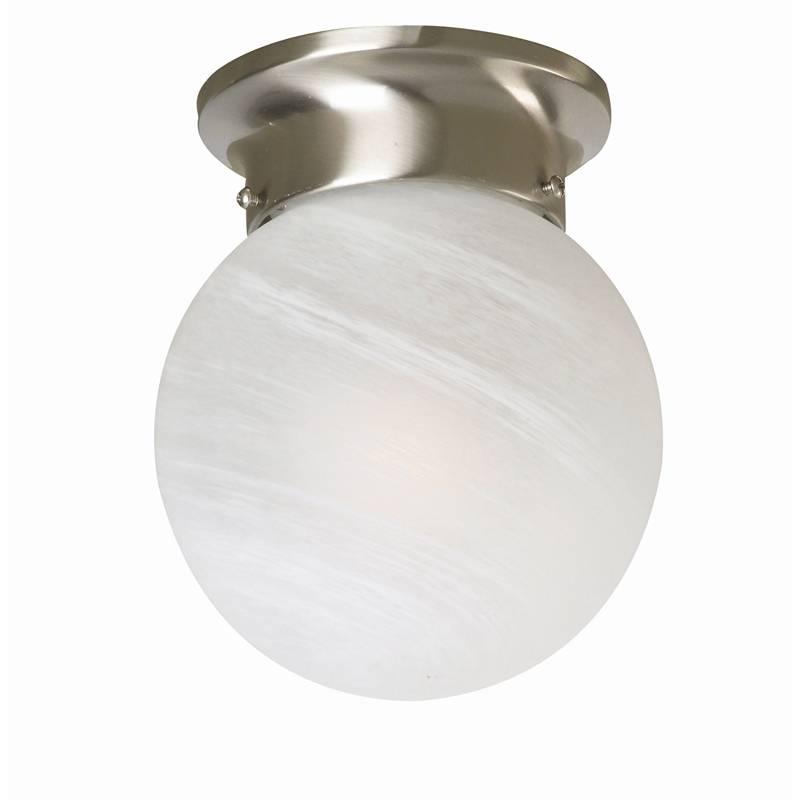 Mercator 15Cm Murano Batten Fix Light | Bunnings Warehouse Intended For Batten Fix Lights Shades (#10 of 15)