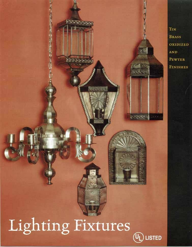 Popular Photo of Mexican Lights Fixtures