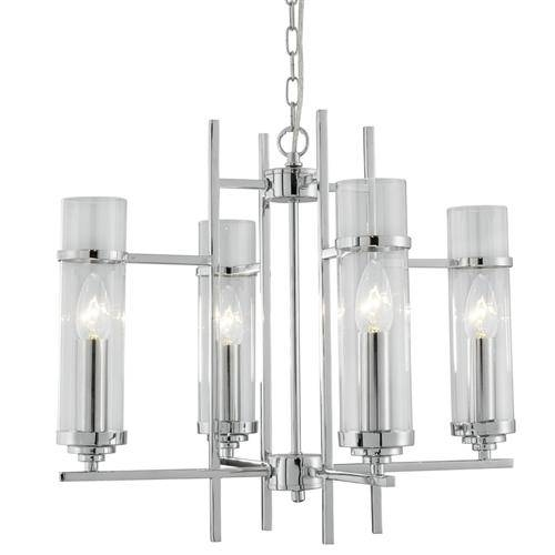 Milo Multi Arm Pendant Light 3094 4Cc | The Lighting Superstore With Regard To Multi Arm Pendant Lights (#9 of 15)