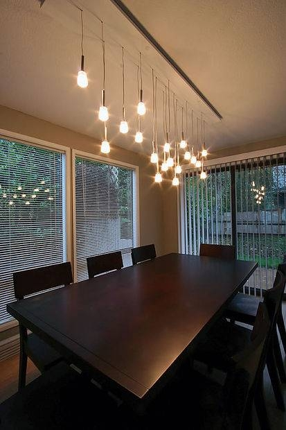 15 best of multiple pendant lights kits mini pendant chandelier made from ikea lamps 9 steps with pictures in multiple mozeypictures Gallery