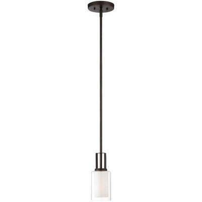 Minka Lavery – Pendant Lights – Hanging Lights – The Home Depot Pertaining To Minka Lavery Pendants (#7 of 15)