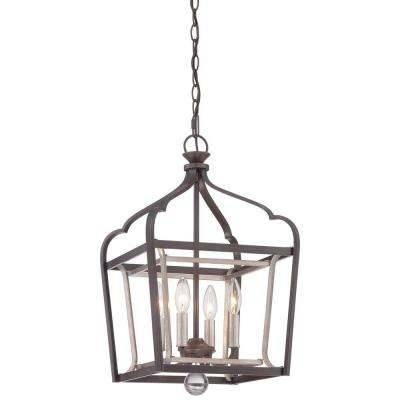 Minka Lavery – Pendant Lights – Hanging Lights – The Home Depot With Minka Lavery Pendant Lights (#12 of 15)