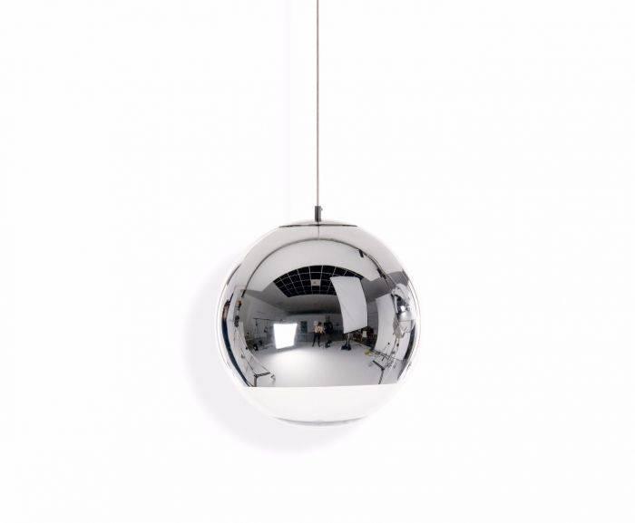 Mirror Ball Pendant 40cm | Pendant Lights | Tom Dixon In Disco Ball Pendants (View 14 of 15)