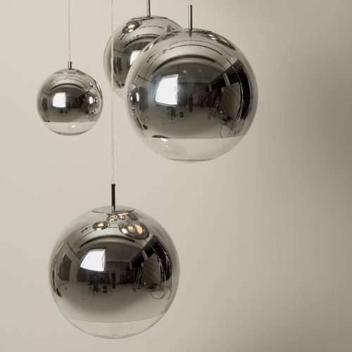 Mirror Ball Pendant Lighttom Dixon | Ylighting Intended For Disco Ball Pendant Lights (#12 of 15)