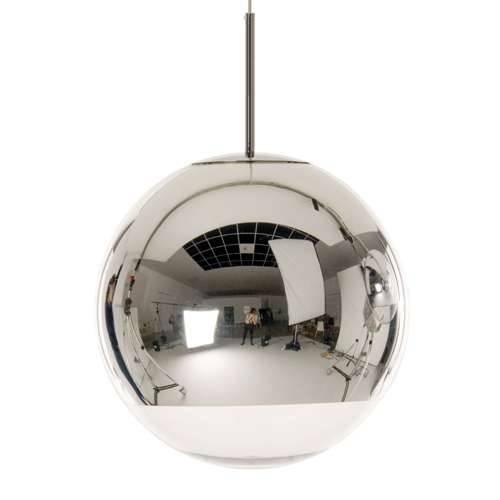 Mirror Ball Pendant Lighttom Dixon | Ylighting Within Disco Ball Pendant Lights (#13 of 15)