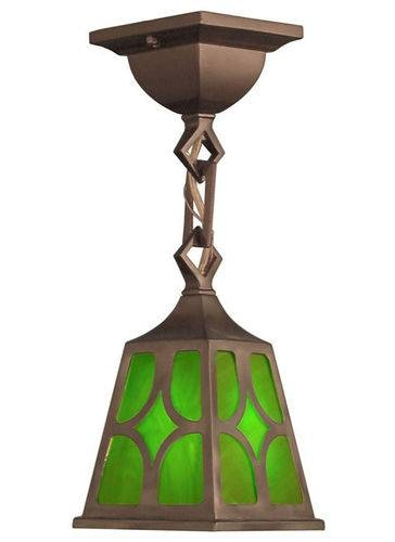 Mission, Arts And Crafts, Craftsman, Rustic Lighting With Regard To Arts And Crafts Pendant Lighting (View 13 of 15)