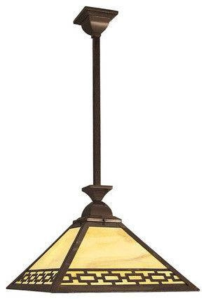 Mission, Arts And Crafts, Craftsman, Rustic Lighting With Regard To Arts And Crafts Pendant Lighting (View 7 of 15)