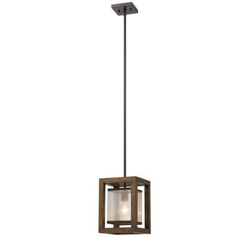 Mission Mini Pendant Lighting Mission Style Mini Pendants | Bellacor In Mission Style Pendant Lights (#7 of 15)