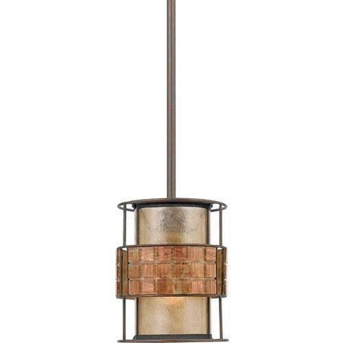 Mission Mini Pendant Lighting Mission Style Mini Pendants | Bellacor With Mission Style Pendant Lights (#9 of 15)