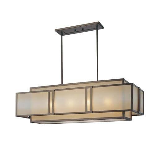 Mission Pendant Lighting Mission Style Pendant Lights | Bellacor With Mission Style Pendant Lighting (#11 of 15)