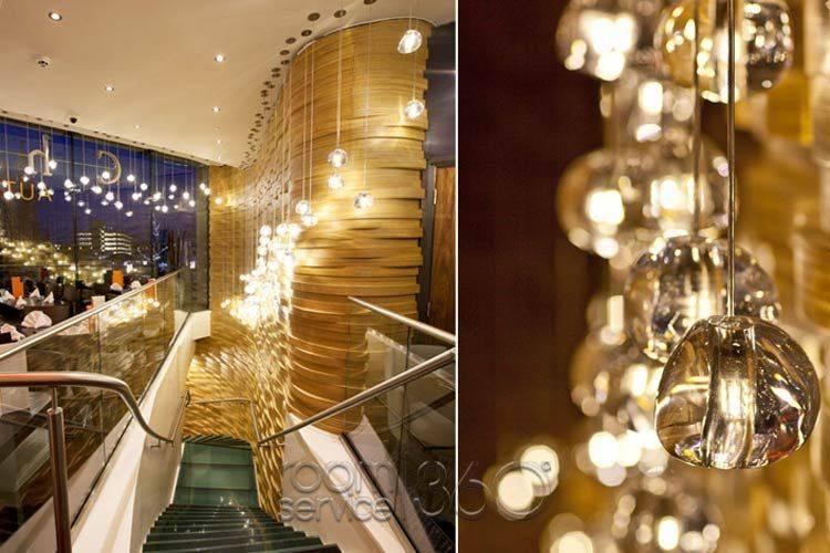 Mizu Single Crystal Pendant Lightterzani – Made In Italy With Regard To Mizu Lighting (#11 of 15)