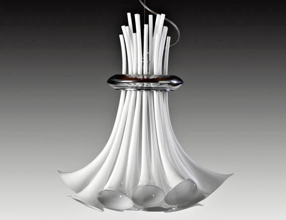 Modern Designer Italian Lighting & Fine Murano Chandeliers: Nella Throughout Murano Lights Fixtures (#5 of 15)