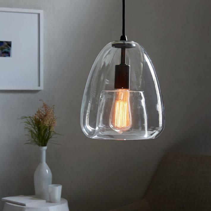 Modern Pendant Lighting | West Elm In West Elm Bathroom Pendant Lights (View 9 of 15)