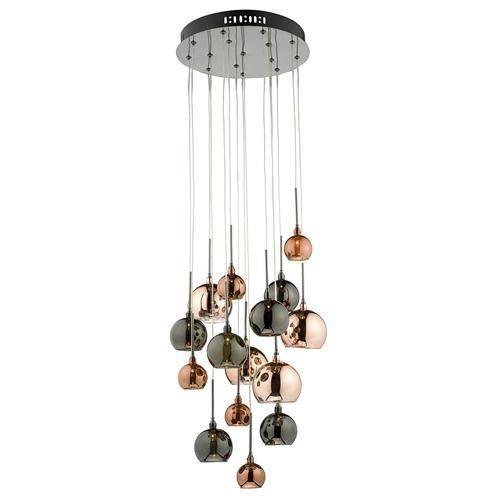 Modern Pendant Lights Uk | The Lighting Superstore Intended For 3 Lights Pendant Fitter (View 15 of 15)