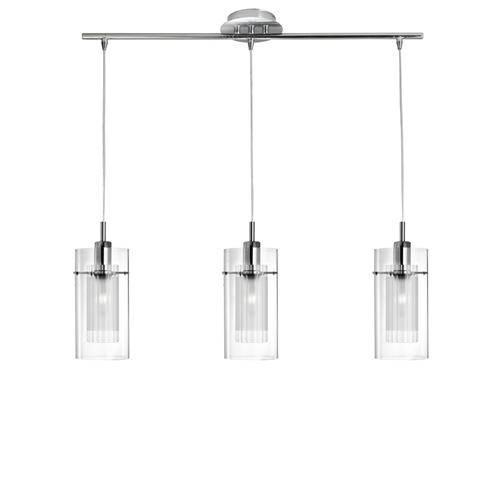 Modern Pendant Lights Uk | The Lighting Superstore Regarding 3 Lights Pendant Fitter (View 6 of 15)
