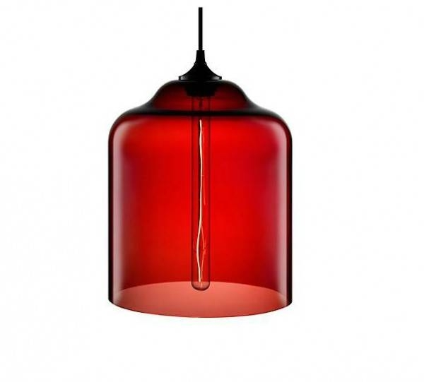 Modern Red Pendant Lighting : Collection of modern red pendant lighting
