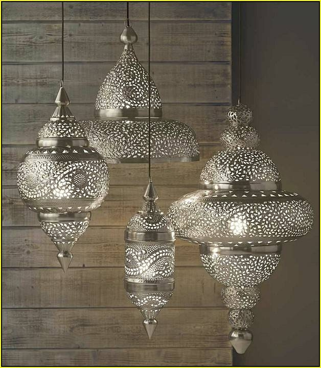 15 Inspirations Of Moroccan Style Pendant Ceiling Lights
