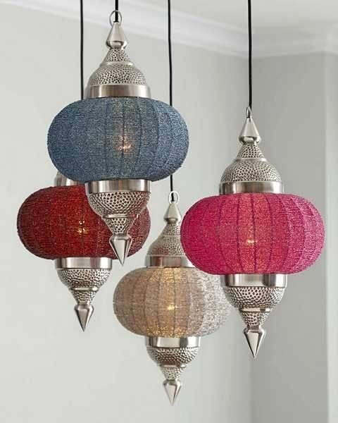 Moroccan Pendant Light – Jeffreypeak In Moroccan Style Pendant Ceiling Lights (#14 of 15)