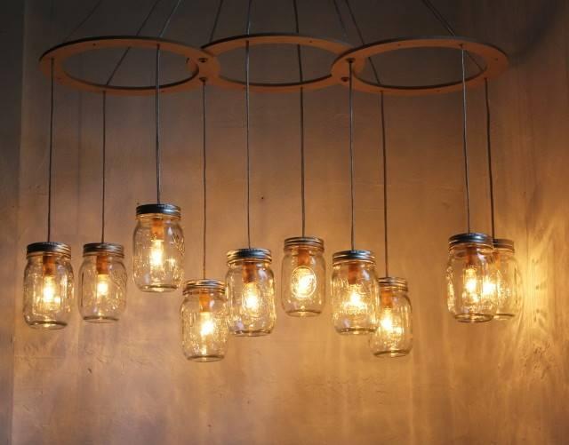 Multi Pendant Light Fixtures – Hbwonong With Regard To Diy Multi Pendant Lights (#11 of 15)