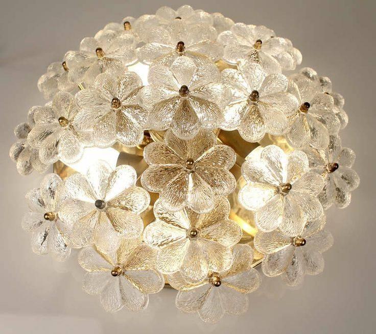 Murano Glass Ceiling Light – The World Finest Glass Ceiling For Murano Lights Fixtures (#8 of 15)