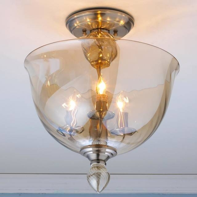 Murano Glass Ceiling Light – The World Finest Glass Ceiling Pertaining To Venetian Glass Ceiling Lights (#10 of 15)