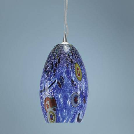 Murano Glass Pendant Lights – Hbwonong With Murano Pendant Lights (View 14 of 15)