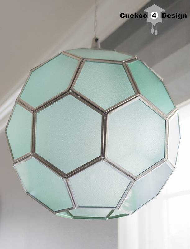 Inspiration about New Honeycomb Kitchen Light And Project Highlights –  Cuckoo4Design Intended For Honeycomb Pendant Lights - Viewing Photos Of Honeycomb Pendant Lights (Showing 7 Of 15 Photos)