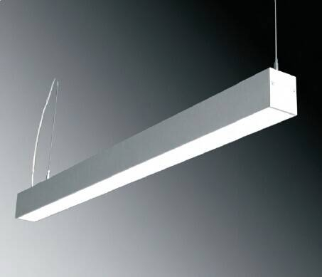 Newly Design High Lumen Commercial Pendant Led Office Lighting With Regard To Commercial Hanging Lights Fixtures (View 2 of 15)