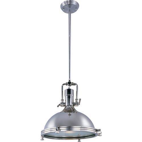 Nickel Polished Pendant Lighting | Bellacor With Regard To Polished Nickel Pendant Lights (#10 of 15)