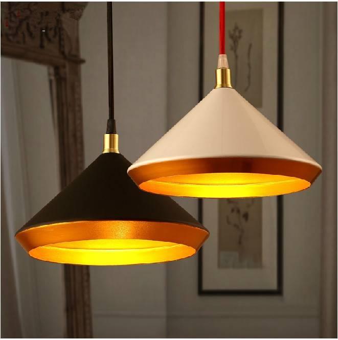 Nordic Minimalist Pendant Lamp Creative Restaurant Bar Cafe Regarding Restaurant Lighting Fixtures (#7 of 15)