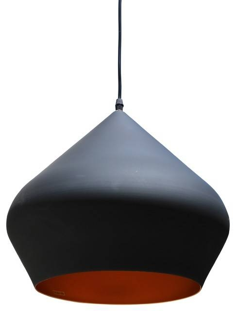 Oasis Black Drum Pendant Chandelier Light Medium Contemporary With Lights