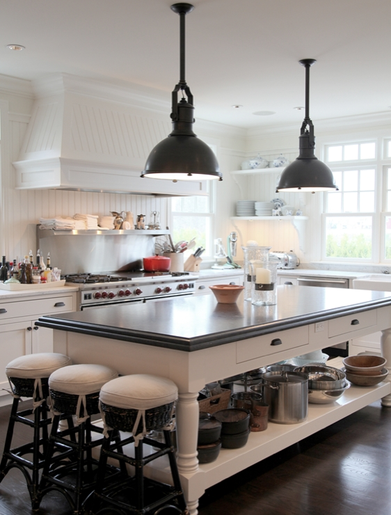 Oil Rubbed Bronze Pendants – Transitional – Kitchen – Angie Gren For Bronze Pendants (#12 of 15)