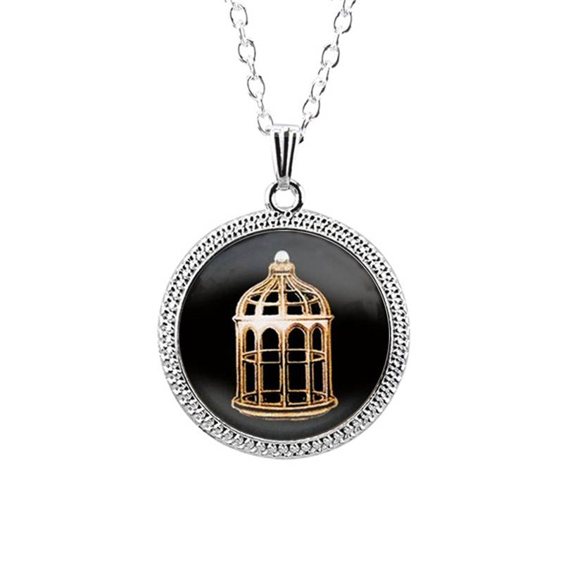 Online Buy Wholesale Bird Cage Necklace From China Bird Cage Intended For Birdcage Pendants (#5 of 15)