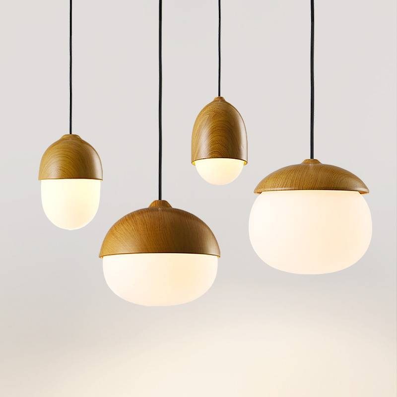 Online Buy Wholesale Nut Pendant Light From China Nut Pendant Throughout Nut Pendant Lights (View 6 of 15)